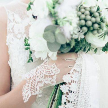 Rękawiczki do ślubu