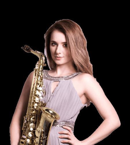 dziewczyna z saksofonem fokusgroup