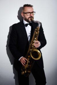 Marek Krupa Saksofon na Wesele
