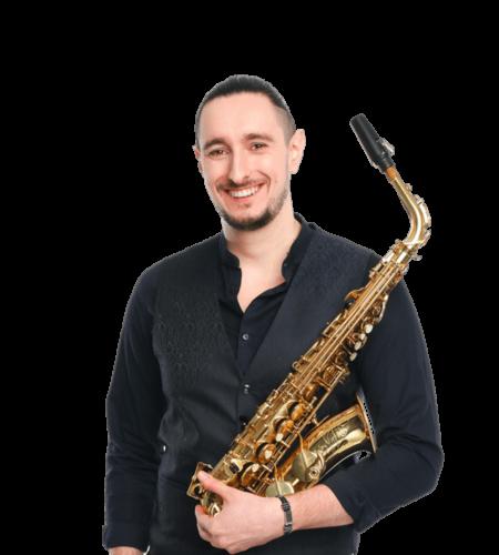 Tomek Drabik Saksofon na Wesele Fokus Group