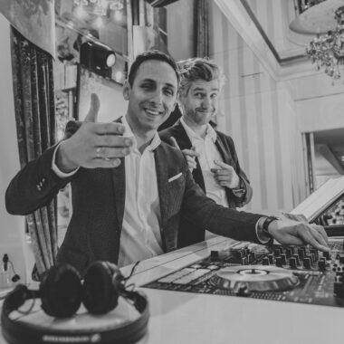 dj i wokalista na weselu